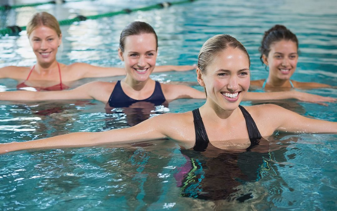 Water Exercise: Tricks & Tips for Turning Your Pool into a Gym